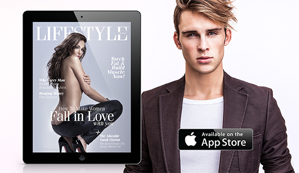 Lifestyle For Men Magazine Issue 13 for iPhone & iPad