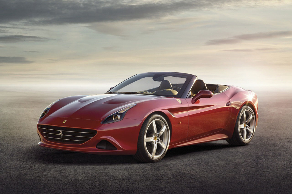 2015 Ferrari California T 1