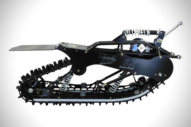 Timbersled Mountain Horse Dirt Bike Snow Kit Lifestyle For Men