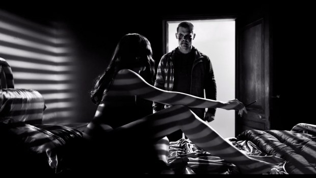 Sin City: A Dame to Kill for sexy comic book movies