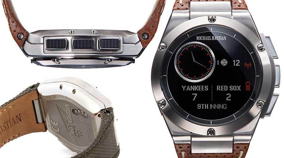Michael Bastian x HP MB Chronowing Smartwatch