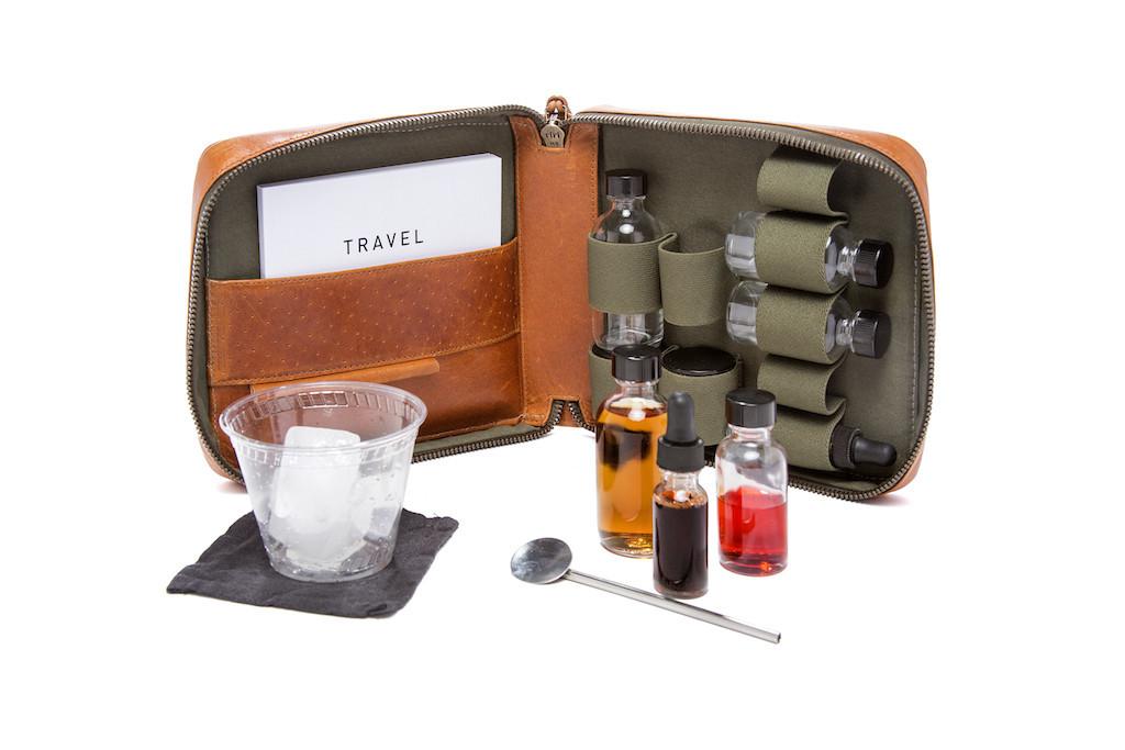 Stephen Kenn Travel Cocktail Kit Lifestyle For Men