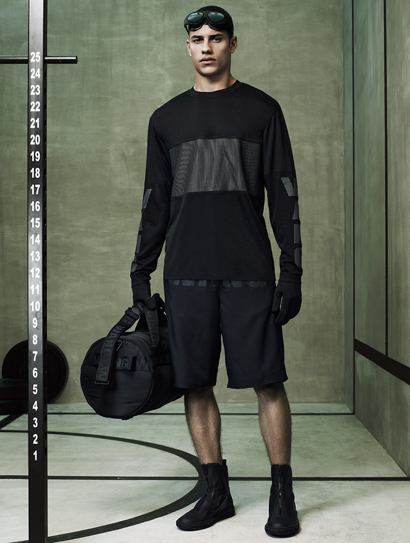 Fashion style Wang Newsalexander for hm lookbook for woman
