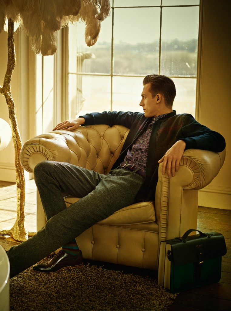 Ted Baker AW14 Global Collection