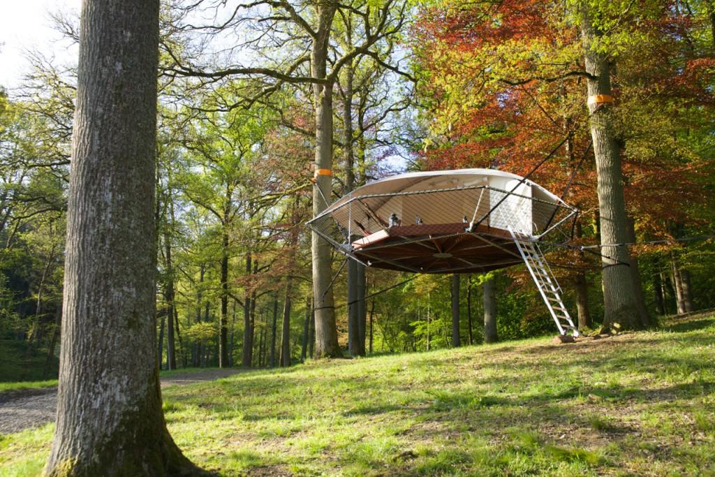 Dom Up Treehouse Tent Lifestyle For Men Magazine Men S