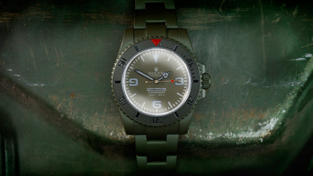Commando Watch collection 1