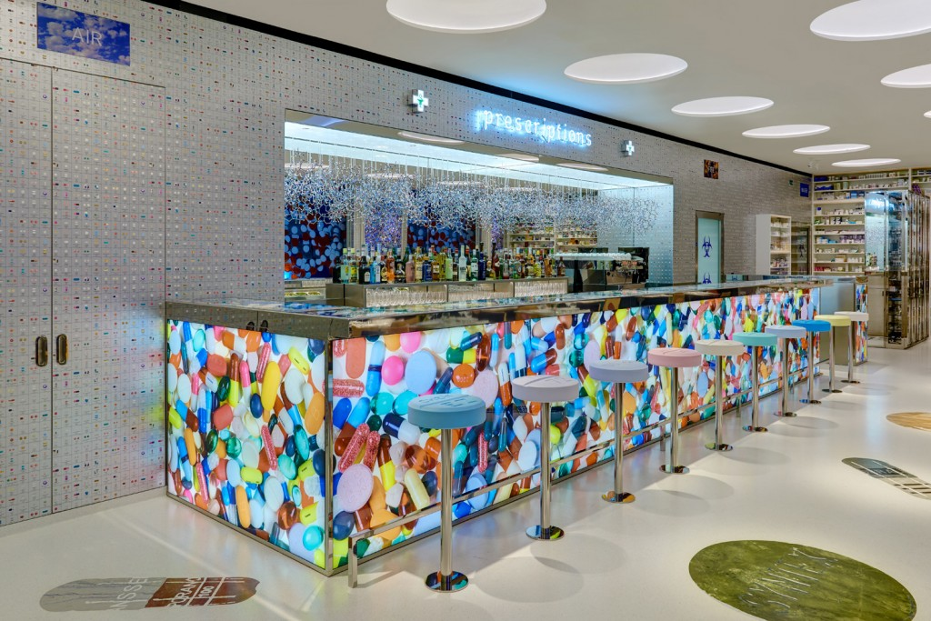 Pharmacy 2 – Damien Hirst's New Art-Themed Restaurant
