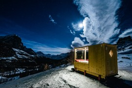 Starlight Room Dolomites 3