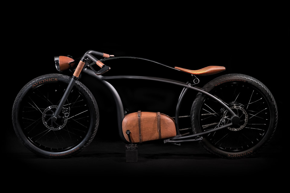 avionics v1 electric bike