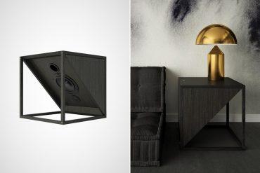 blackxblack speaker